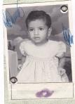 Min första passbild